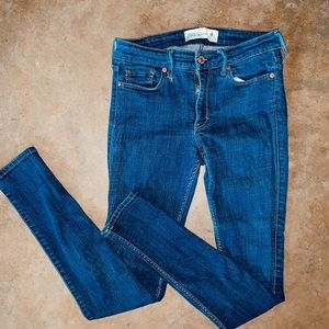Like new Abercrombie jeans